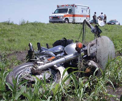crashed-bike-and-ambo